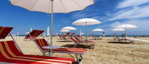 Spiaggia Portoverde Beach