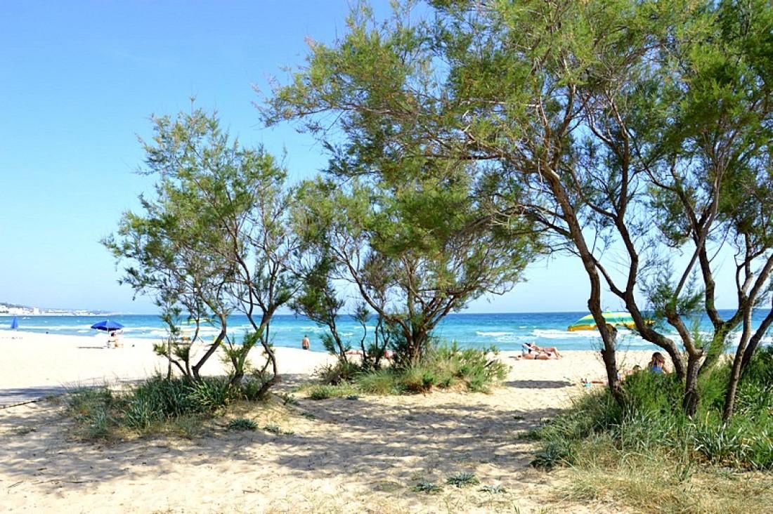 Spiaggia Posto Vecchio - Pescoluse - Salento