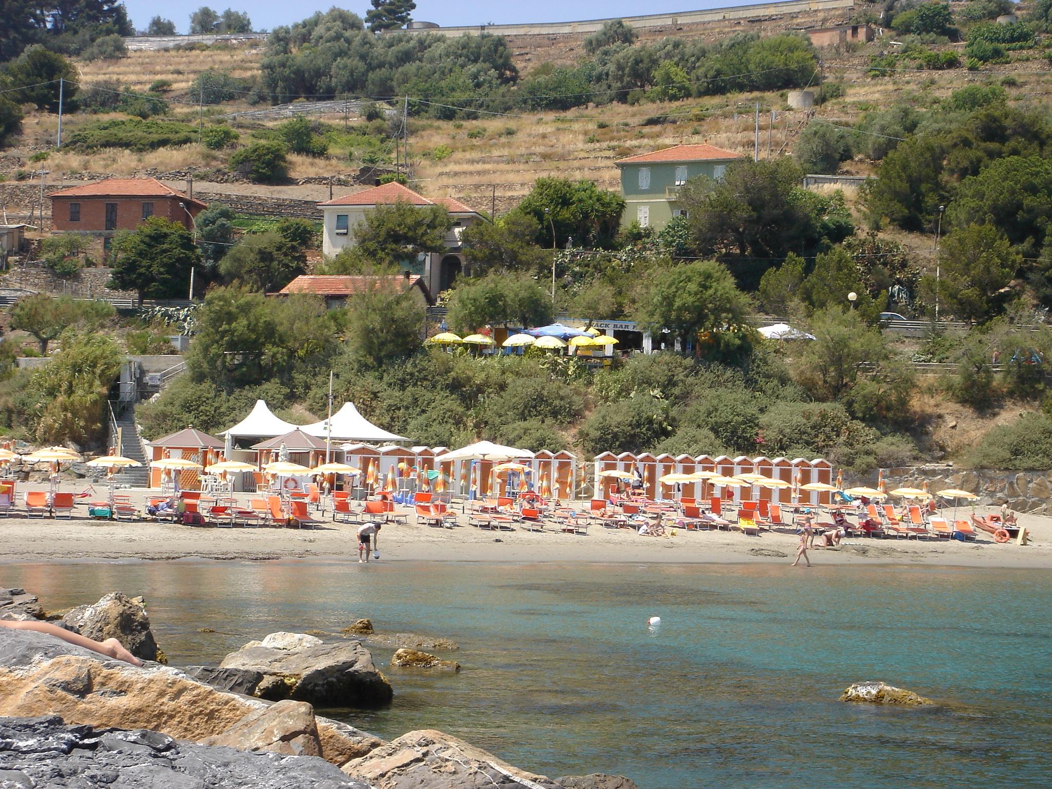 Spiaggia Prima Punta - San Lorenzo al Mare