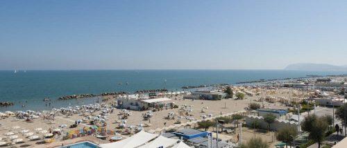 Spiaggia Rio Alberello - Misano Adriatico - Riccione