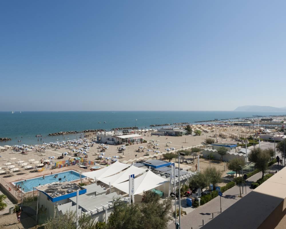 Matrimonio Spiaggia Misano Adriatico : Spiaggia rio alberello di misano adriatico spiagge
