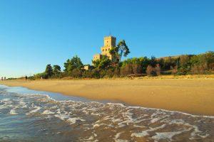 Spiaggia Torre del Cerrano - Pineto - Spiagge Abruzzo