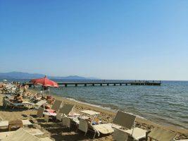 Spiaggia di Varolato, Paestum