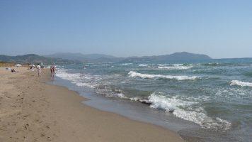 Spiaggia Varolato - Capaccio Paestum