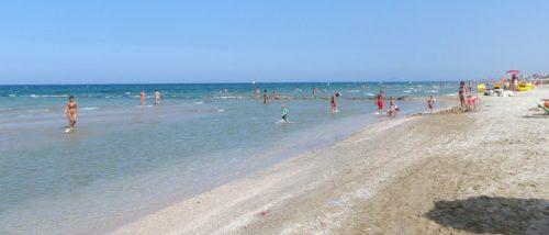 Spiaggia Torrette di Fano