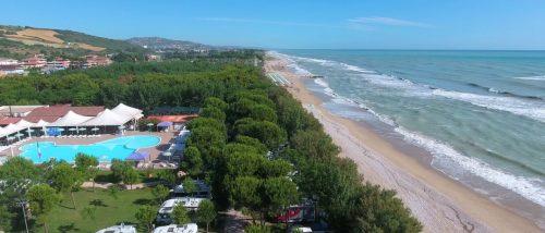 Spiaggia Villa Fumosa - Pineto