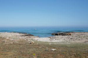 Spiaggia Cala Calazza - Castelluzzo - Macari
