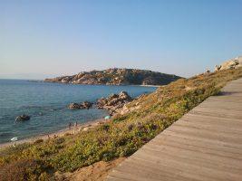 Monti Russu - Spiaggia - La Piana
