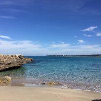 Spiaggia Cala Calazza - San Vito lo Capo - Sicilia