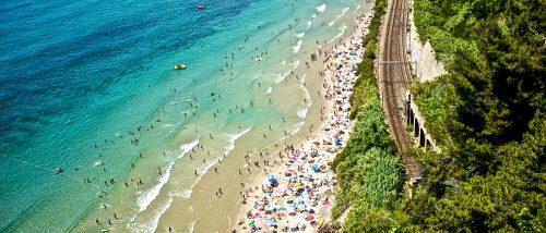 Spiaggia Calandre