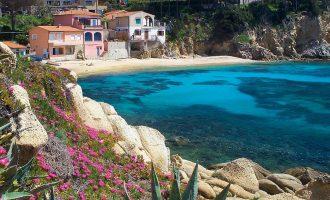Spiaggia di Forno - Isola Elba
