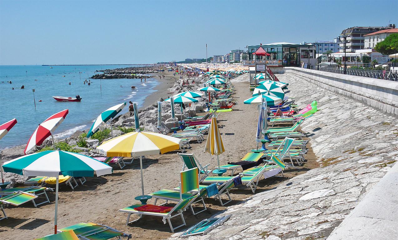 Matrimonio Spiaggia Caorle : Spiaggia di ponente caorle spiagge italiane su