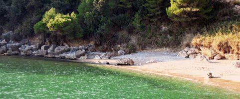 Spiaggia dei Sassolini - Scauri - Minturno