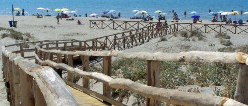 Spiaggia Torre del Lago Puccini - Versilia