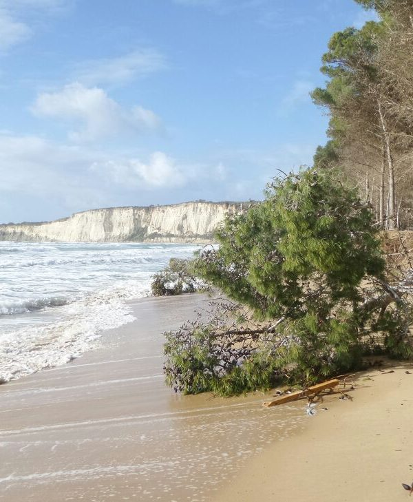 Allarme erosione spiagge italiane 2018