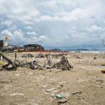 Pulizia spiaggia Lido di Licola