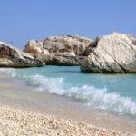 Spiagge colorate - sabbia bianca - Cala Mariolu - Sardegna