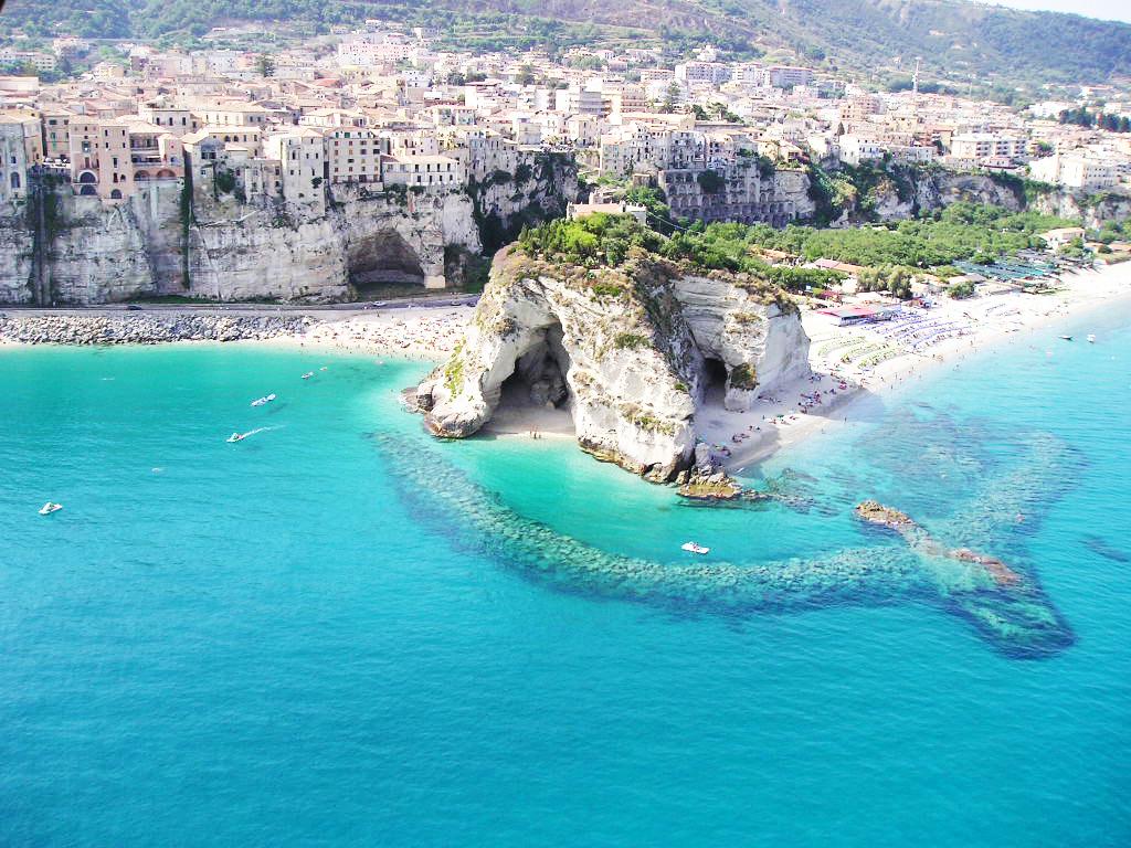 Spiagge colorate le pi belle d italia trova spiagge - Regioni italiane non bagnate dal mare ...