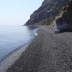 Spiagge colorate - sabbia nera - Stromboli - Sicilia