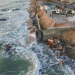 Spiagge Horror - Danni dalle mareggiate