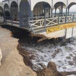 Spiagge Horror - Eraclea Minoa distrutta dalle mareggiate