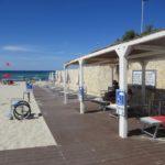 Spiaggia accessibile disabili motori - Vacanze accessibili