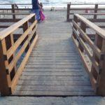 Passerella spiaggia accessibile disabili motori - Vacanze accessibili
