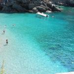 Spiaggia Baia San Fruttuoso - Golfo Paradiso