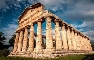Tempio Paestum - Cilento