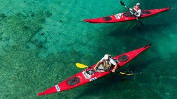 Escursione in Kayak - Balai - Sardegna