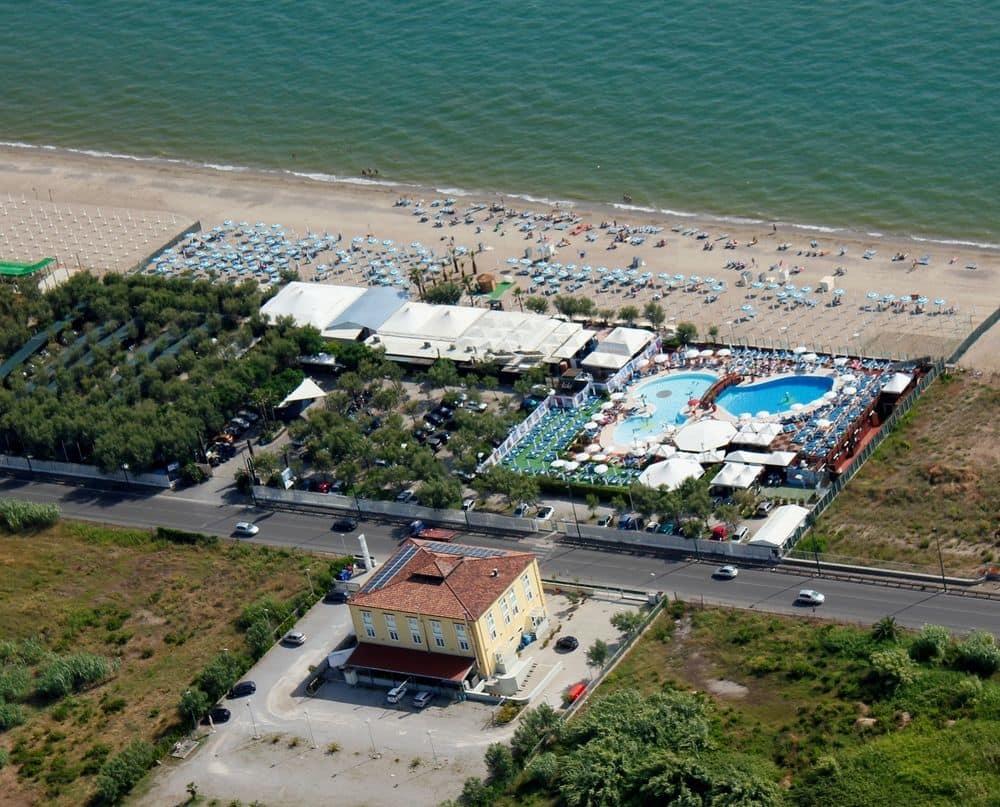 Spiaggia di Magazzeno