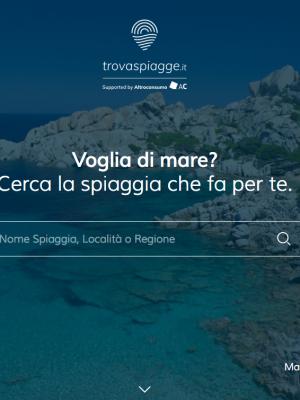 Vota la tua spiaggia preferita su www.trovaspiagge.it