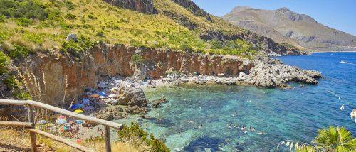 Spiagge della Riserva dello Zingaro