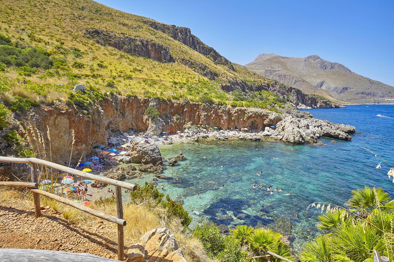 Spiagge della Riserva dello Zingaro - Sicilia