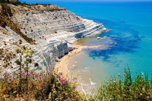Spiaggia Scala dei Turchi - Realmonte - Sicilia