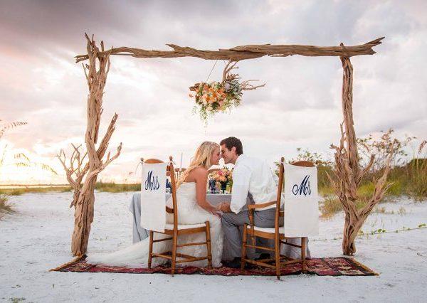 Matrimonio in spiaggia: dove celebrarlo?