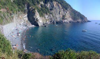Spiaggia Corniglia - Cinque Terre - Liguria