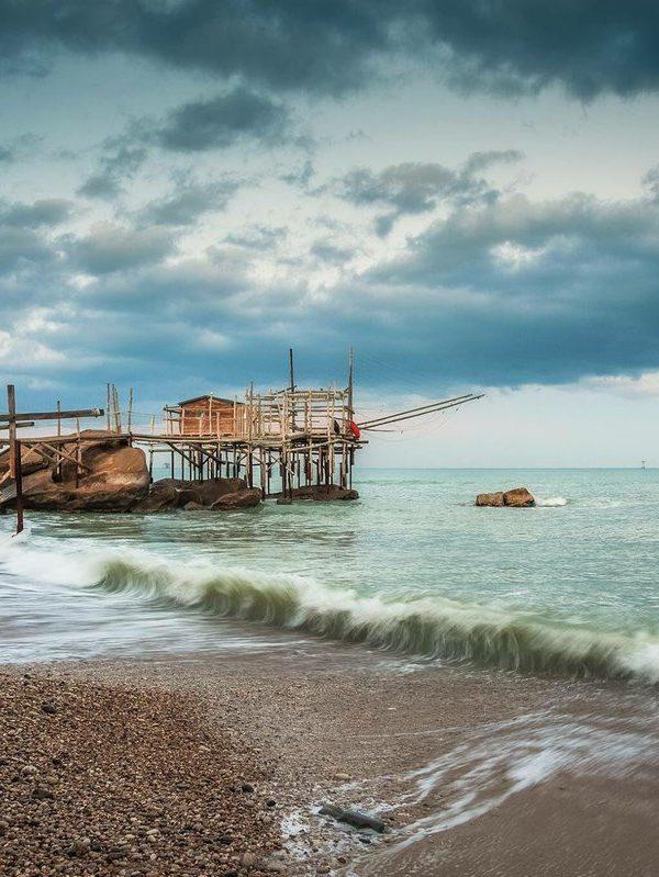Spiaggia Le Morge - Costa dei Trabocchi - Abruzzo