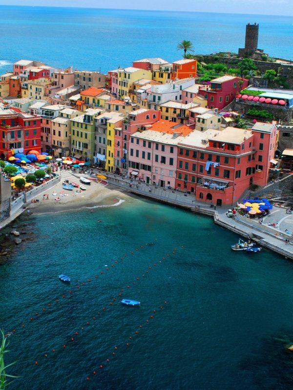 Spiagge Liguria: le spiagge più belle delle Cinque Terre