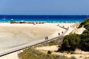 Spiagge Chia - Su Giudeu - Sardegna