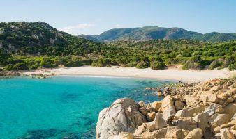 Spiagge Chia - Cala Cipolla- Sardegna