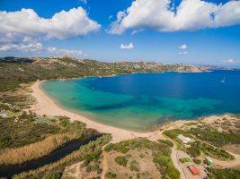 Spiaggia del Faro di Palau - Sardegna