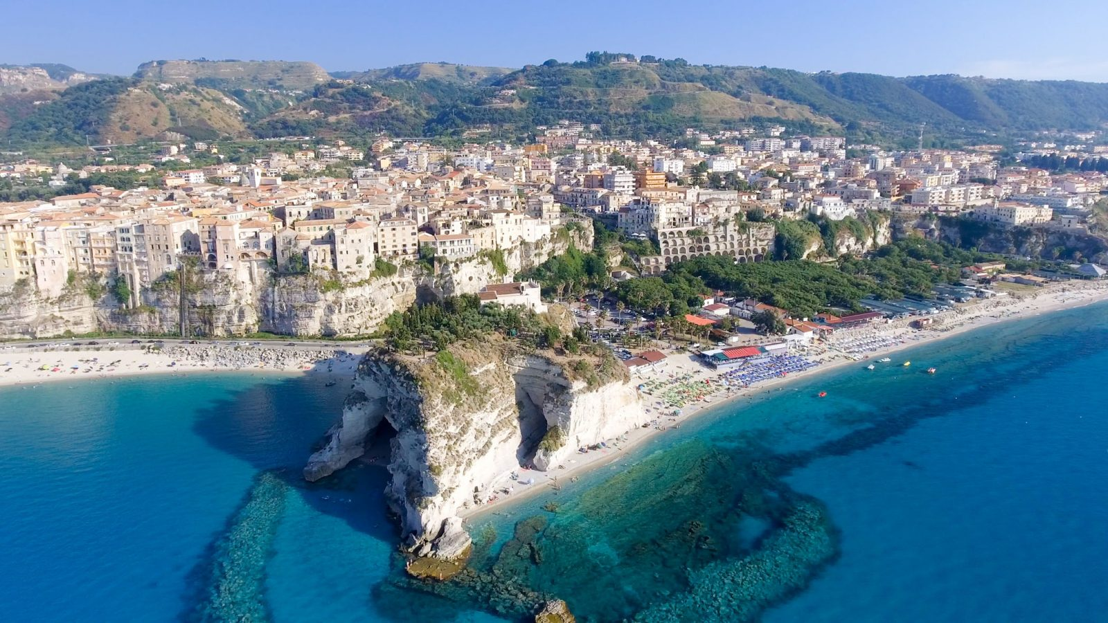 Spiagge Tropea - Calabria