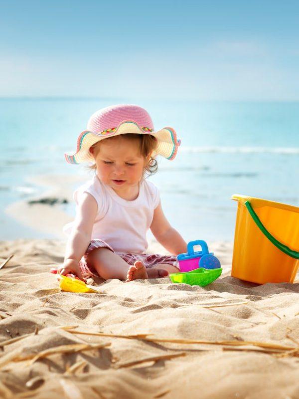 Spiagge Bandiere Verdi 2019: le più adatte alle famiglie con bambini