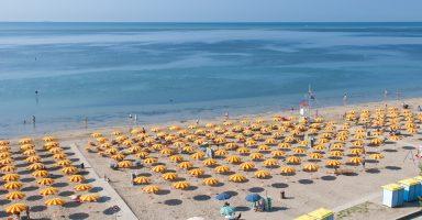 Spiaggia Grado Pineta - Friuli-Venezia Giulia