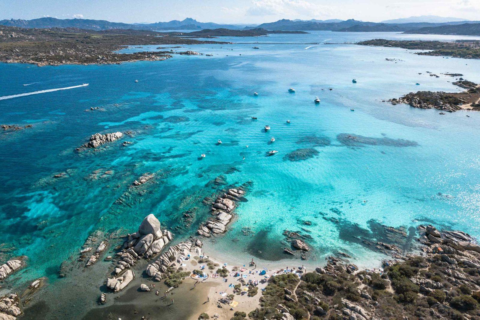 Spiagge dell'Isola La Maddalena