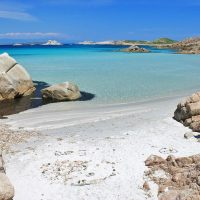 Spiaggia Isola La Maddalena - Sardegna