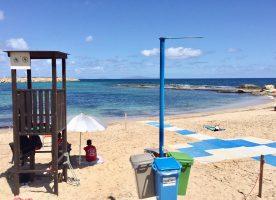 Spiaggia Scogliolungo Porto Torres - Sardegna