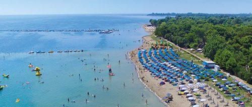 Spiaggia Primero, Grado - Friuli-Venezia Giulia