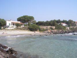 Spiaggia di Punta Nera di Carloforte - Sardegna